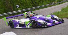 Sergio Farris miglior pilota della Speed Motor in una 45ª Alpe del Nevegal martoriata dal maltempo