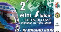 Domenica 19 maggio la seconda edizione del Minislalom Città di Luzzi
