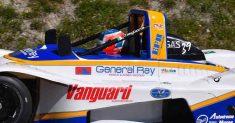 Magliona affronta la terza di CIVM al Nevegal su Osella Pa2000