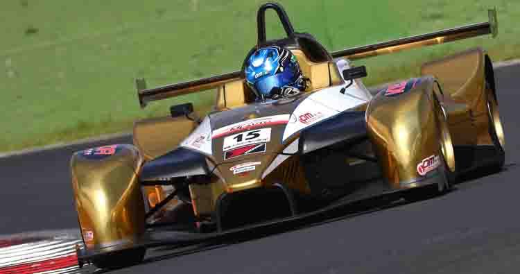 Molinaro vince e va in scia alla leadership del Tricolore prototipi