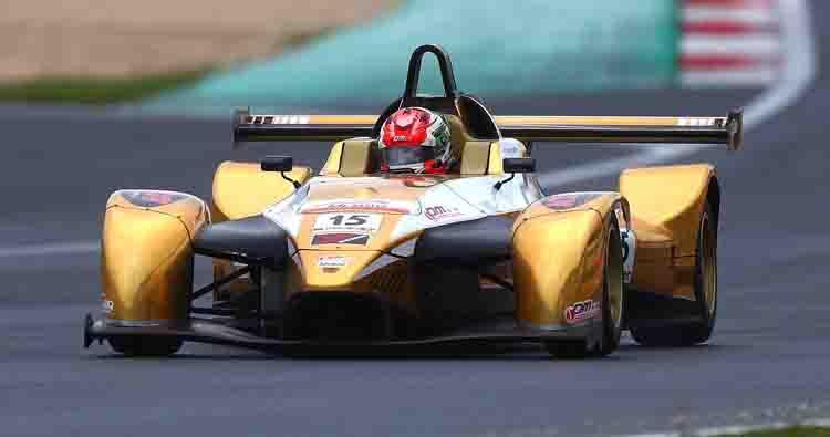 Danny Molinaro il più veloce all'anteprima del quarto round di Campionato Italiano Sport Prototipi
