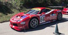 Podio per l'esordio Best Lap in CIVM con la Ferrari 488 Challenge