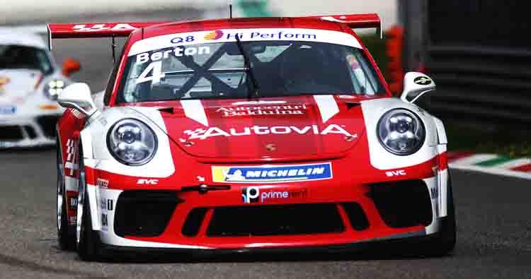 AB Racing ci riprova a Misano nella Carrera Cup Italia