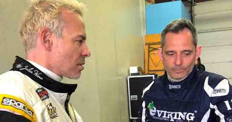 """Alex Caffi torna in Nascar a Franciacorta: """"Tutta 'colpa' di Villeneuve!"""""""