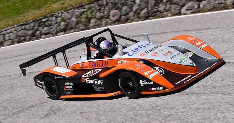 A Verzegnis Aky Lombardi con la Osella PA21 JrB 1000 domina la classe e chiude quinto assoluto e secondo ProtoBike!