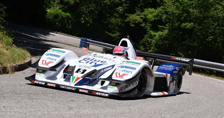 Christian Merli si impone in gara 1 ad Ascoli