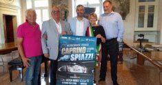 Oltre 120 vetture per uno spettacolo che riaccende il mito della Caprino-Spiazzi