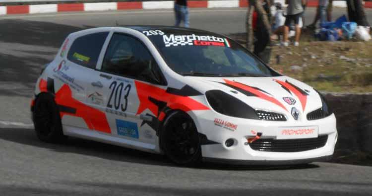 Quattro drivers di spicco targati Gretaracing alla 9ª Morano Campotenese