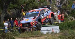 Mirabolante vittoria di Dani Sordo al Rally Italia Sardegna 2019