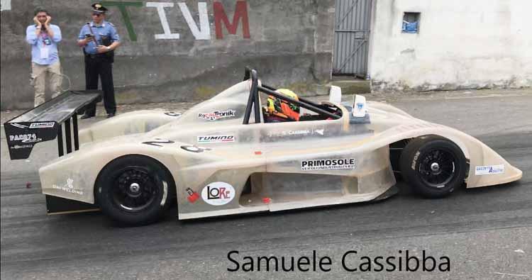La Catania Corse trionfa anche alla Giarre Milo e prosegue a punteggio pieno nel Campionato Regionale