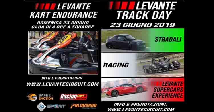 Levante Track Day
