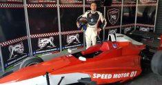 Allo Spino presentazione ufficiale e nuovo esordio in salita per la Speed Motor 01 con al volante Alessandro Alcidi