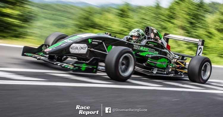 Franco Bertò sesto assoluto alla GHD Gorjanci 2019 in Slovenia