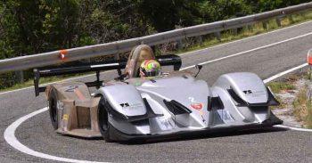 Speed Motor con 14 portacolori al 54° Trofeo Luigi Fagioli