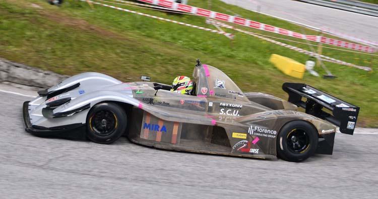 Grandi risultati per la Scuderia Speed Motor alla 50ª Verzegnis – Sella Chianzutan