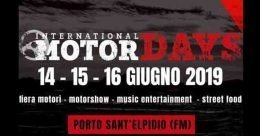 L'Automobil Club Ascoli Piceno al 3° International Motor Days di Porto Sant'Elpidio
