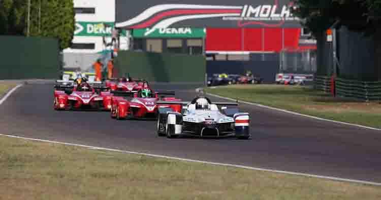 Da domani ad Imola il quarto round per il Campionato Italiano Sport Prototipi
