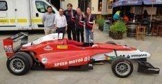 Presentata ufficialmente a Pieve Santo Stefano la Speed Motor 01