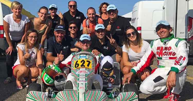 Salgono a oltre 260 gli iscritti provvisori al Circuito di Siena per la seconda prova del Campionato Italiano ACI Karting