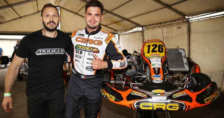 283 piloti è il numero magico della seconda prova del Campionato Italiano ACI Karting al Circuito di Siena