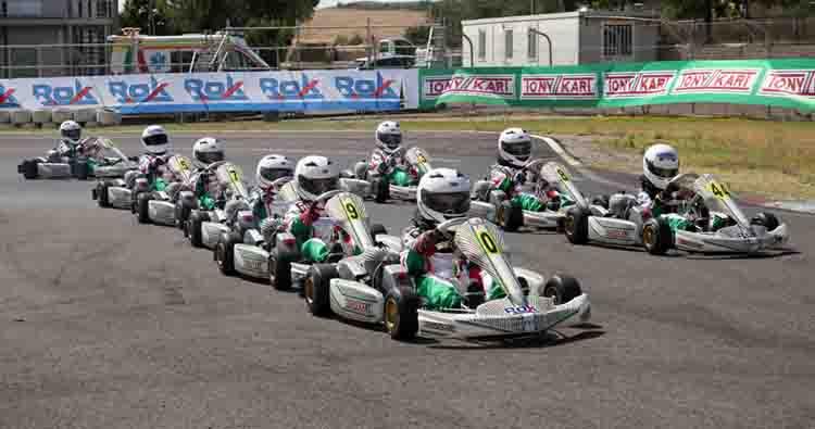 Annunciato un altro successo di partecipazione per il Kart Summer Camp ad Adria dal 16 al 18 luglio