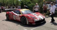 Gaetani Racing in gara alla 69ª Trento – Bondone