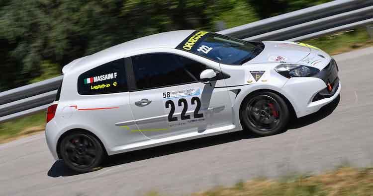Buon weekend alla Coppa Paolino Teodori per la X Car Motosport