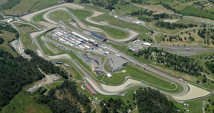 Al Mugello la terza prova del Campionato Italiano Gran Turismo Sprint