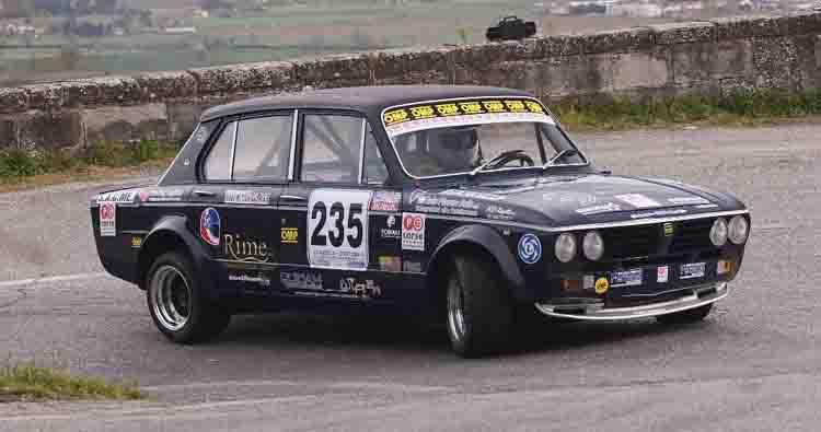 Le autostoriche sono ok per la Racing for Genova Team