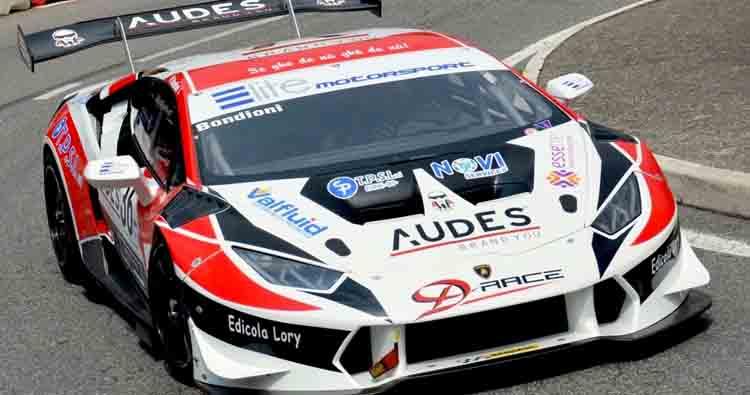 Elite Motorsport a segno in GT in Vallecamonica e a punti al Mugello