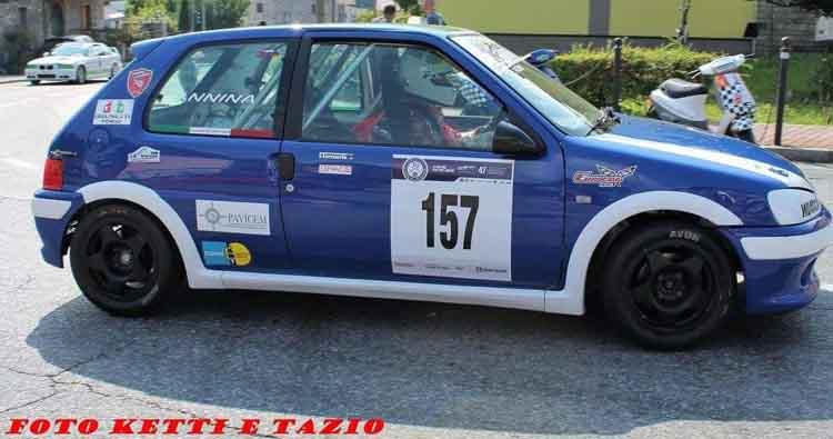 Mario Tacchini e Anna Fiume in gara tra le moderne alla 38ª Cesana Sestriere