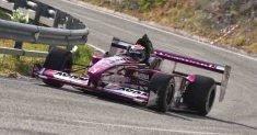 Angelo Marino su Lola si conferma il migliore della Speed Motor alla Rieti Terminillo