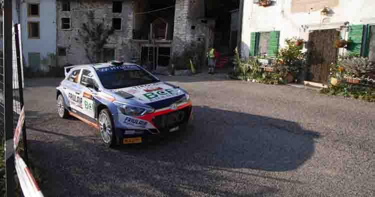 Inizia la tappa di avvicinamento al Rally Due Valli 2019