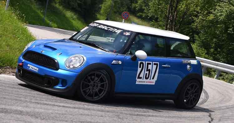 Bottura primo nelle storiche e Tacchini terzo in Racing Start nella Trento Bondone della Speed Motor
