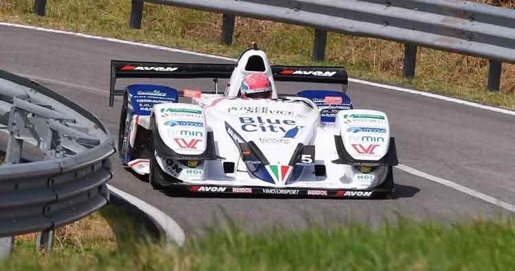 Vittoria con record per Christian Merli a Gubbio