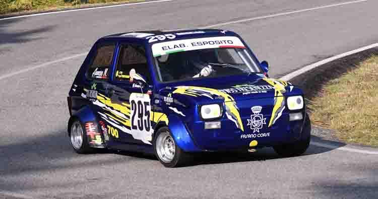 Ottimi riscontri per Nicola Annese al 54° Trofeo Luigi Fagioli