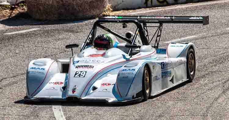 La Scuderia P&G Racing schiera un nutrito gruppo di piloti al 54° Trofeo Luigi Fagioli