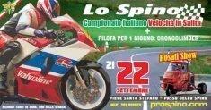 Nuove barriere di sicurezza sulla S.P. 208 dello Spino in vista della gara motociclistica del 21-22 settembre.