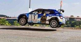 Vittoria di Riolo – Rappa su Skoda al 16° Rally del Tirreno