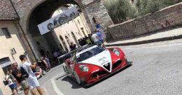 Prende il via il 54° Trofeo Luigi Fagioli, anteprima con Biasion