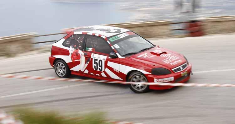 Gabry Driver scala la Coppa Sila