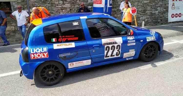 Giovanni Grasso tra luci ed ombre al 54° Trofeo Luigi Fagioli