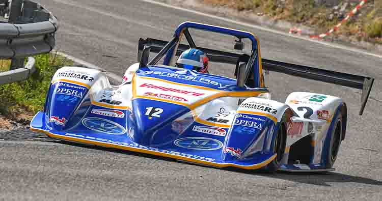 Omar Magliona torna in gara a Gubbio per il 54esimo Trofeo Luigi Fagioli