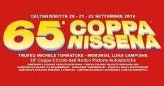 Iscrizioni aperte e moduli on line per la 65ª Coppa Nissena
