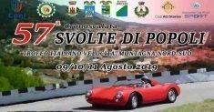 Mercoledì la presentazione ufficiale della 57ª Cronoscalata Svolte di Popoli