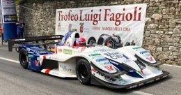 Il 54° Trofeo Luigi Fagioli accende il verde, Merli al top in prova