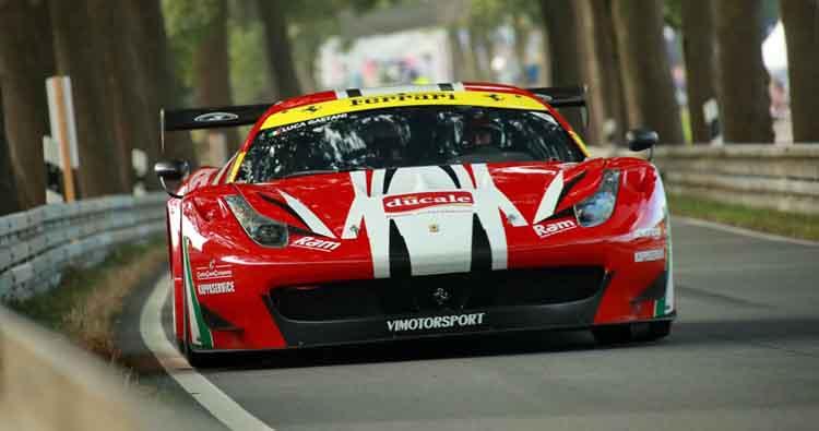 Gaetani Racing in gara alla 38ª Buzetski Dani