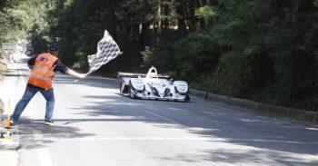Christian Merli in gara alla 65ª Coppa Nissena