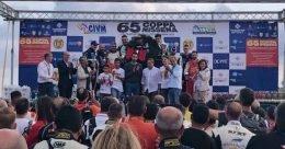 Cascata di 7 titoli alla Nissena per Faggioli tricolore, vittoria e record