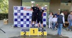 Terzo posto di classe per Fabrizio Massaini alla 47ª Cronoscalata della Castellana